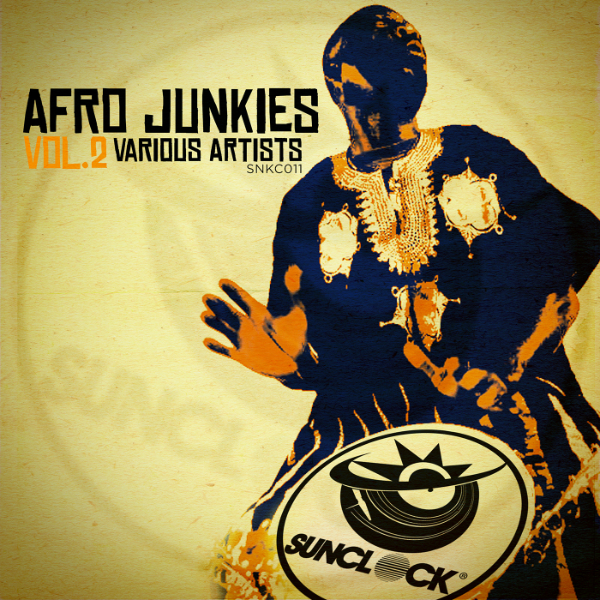 Various Artists - Afro Junkies, Vol.2 - SNKC011 Cover