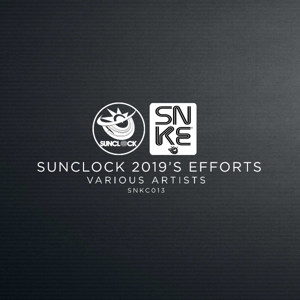 Various Artists - Sunclock 2019's Efforts Cover