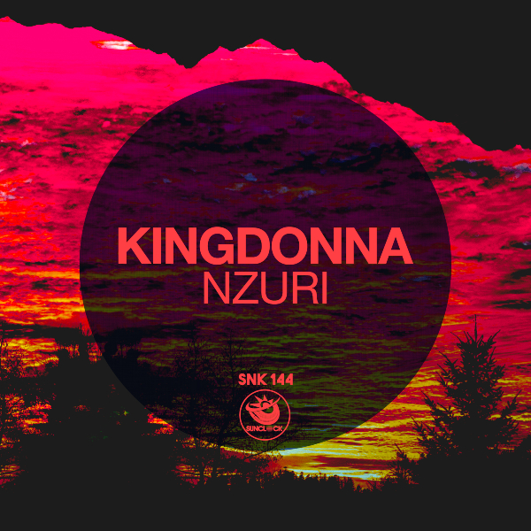 KingDonna - Nzuri (Original Mix) - SNK144 Cover