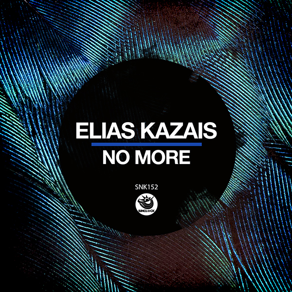 Elias Kazais - No More - SNK152 Cover