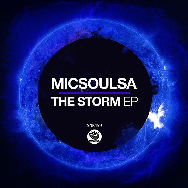 MicSoulSA - The Storm Ep - SNK159 Cover