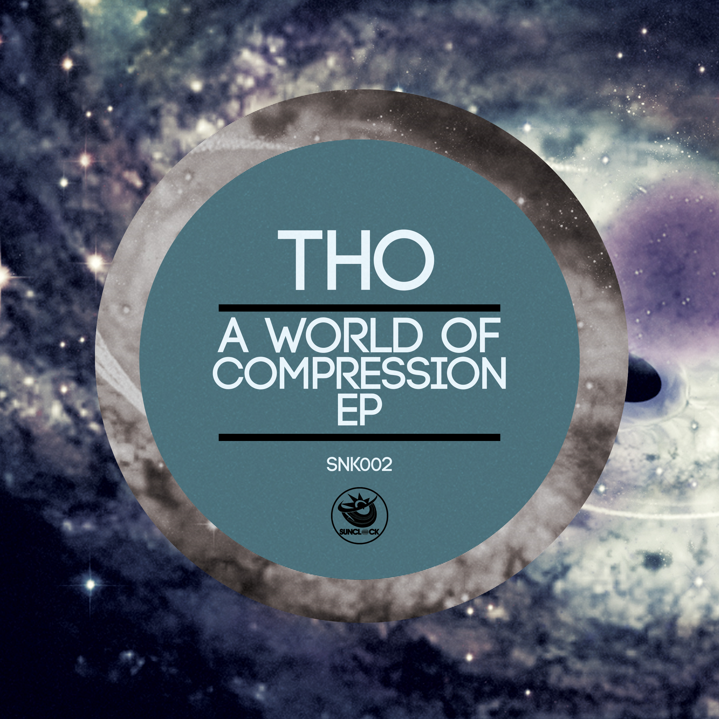 Tho - A World Of Compression Ep - SNK002 Cover