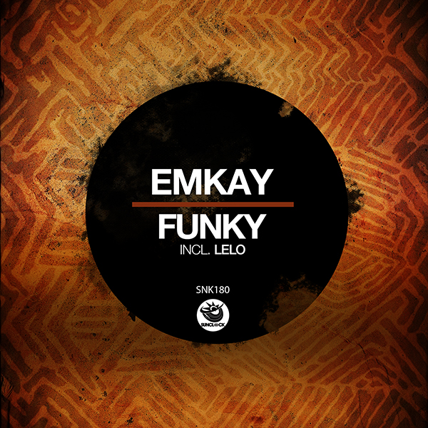 EmKay - Funky (incl. Lelo) - SNK180 Cover