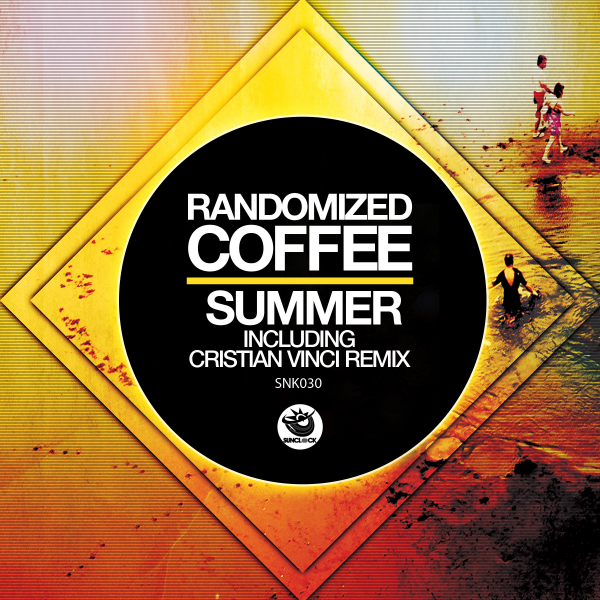 Randomized Coffee - Summer (incl. Cristian Vinci Remix) - SNK030 Cover
