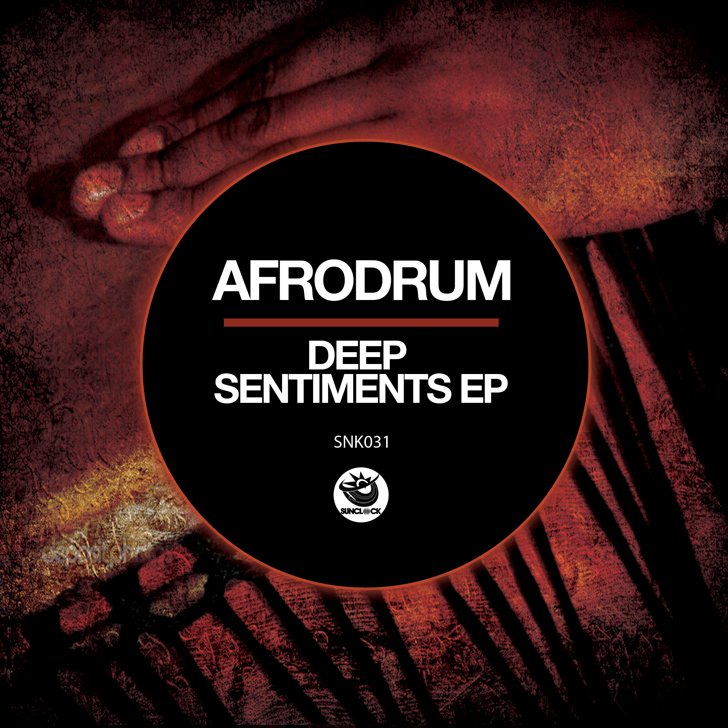 AfroDrum - Deep Sentiments Ep - SNK031 Cover
