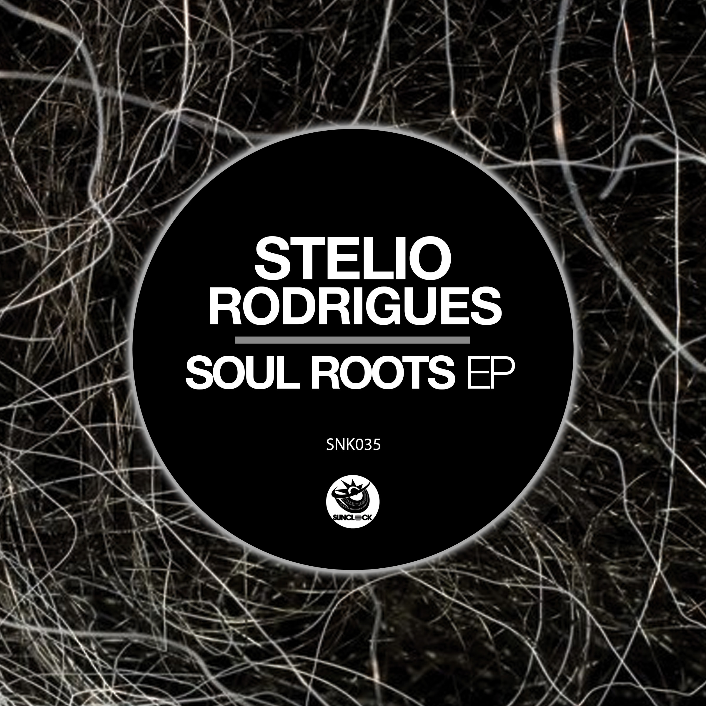 Stelio Rodrigues - Soul Roots Ep - SNK035 Cover