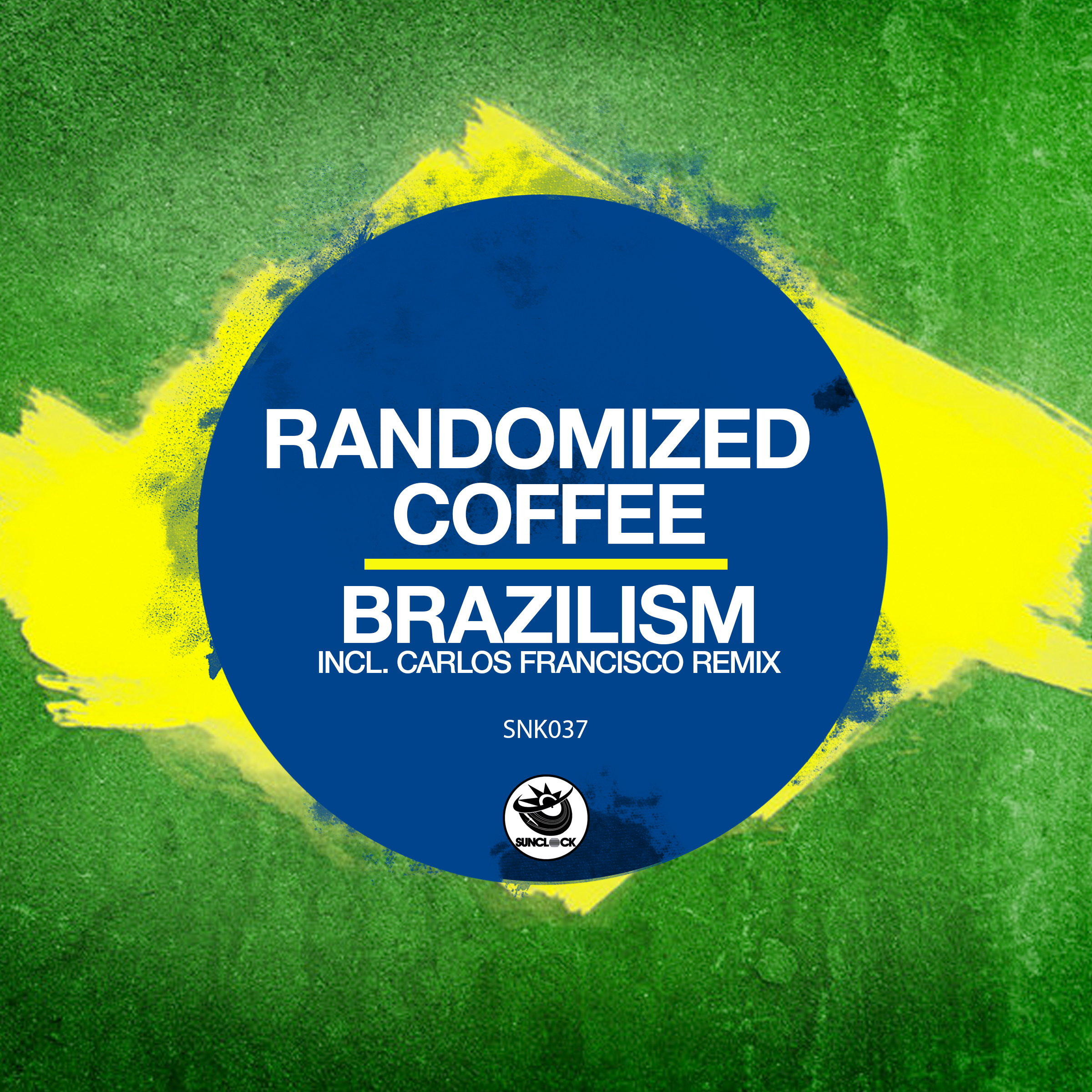 Randomized Coffee - Brazilism (incl. Carlos Francisco Remix) - SNK037 Cover