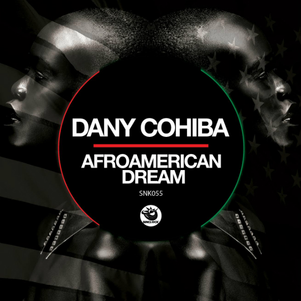 Dany Cohiba - Afroamerican Dream - SNK055 Cover