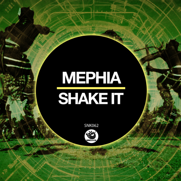 Mephia - Shake It - SNK062 Cover