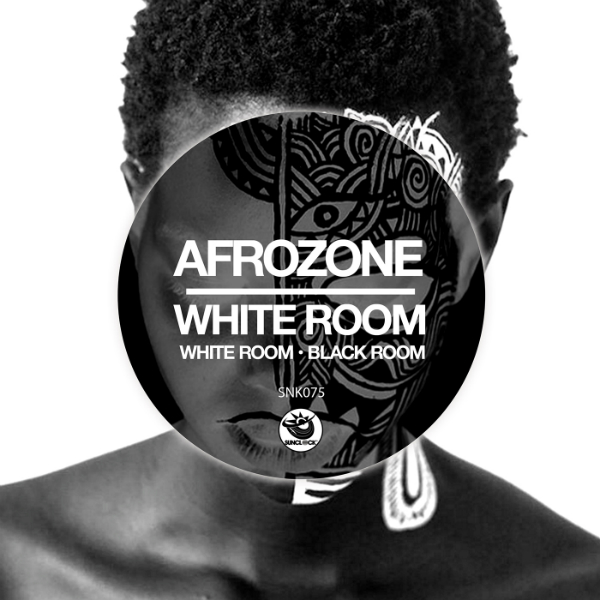 AfroZone - White Room - SNK075 Cover