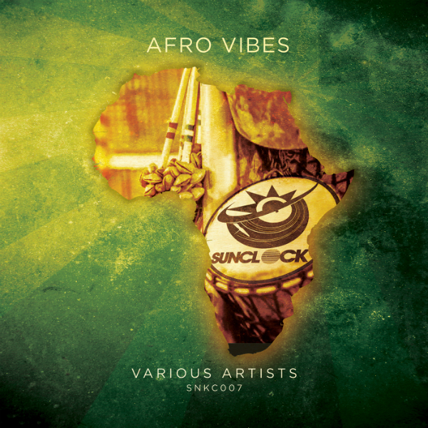 Various Artists - Afro Vibes - SNKC007 Cover