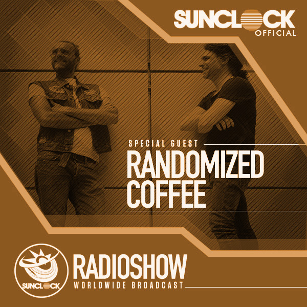 Sunclock Radioshow #016 - Randomized Coffee