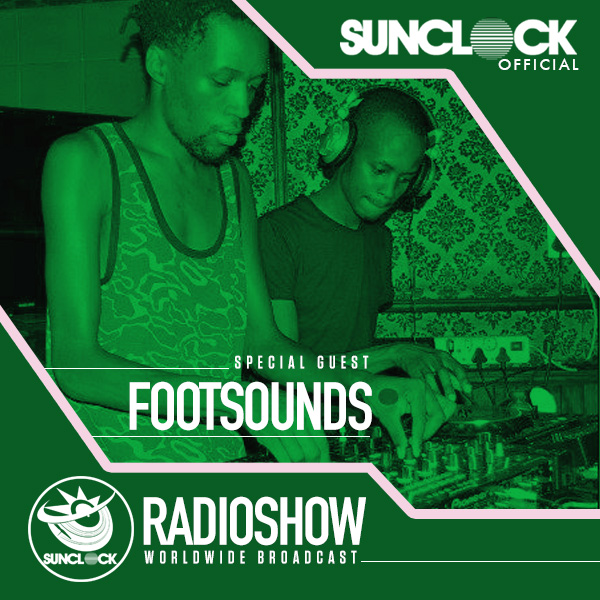 Sunclock Radioshow #028 - Footsounds