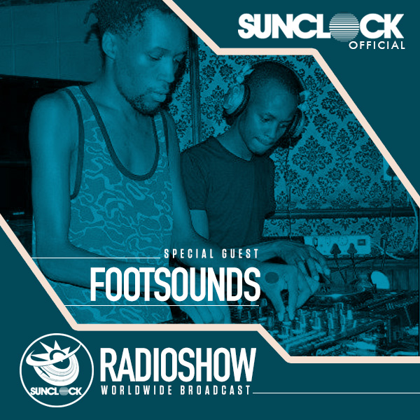 Sunclock Radioshow #046 - Footsounds