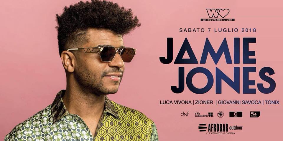 Jamie Jones @ Afrobar (Catania, IT)