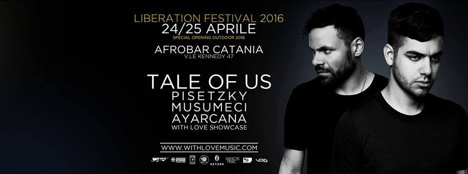 Liberation Festival with Tale Of Us