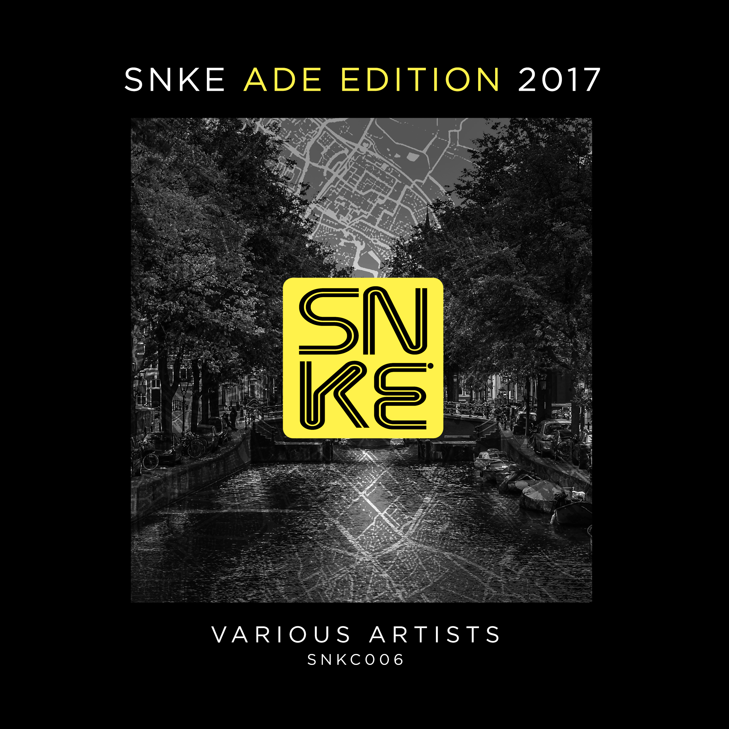 Various Artists - SNKE ADE Edition 2017 Cover