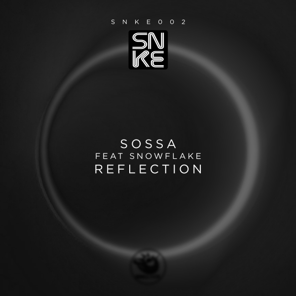 Sossa feat. Snowflake - Reflection (Incl. Detroit Shadow Remix) - SNKE002 Cover