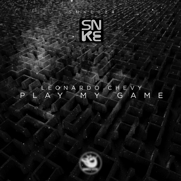Leonardo Chevy - Play My Game - SNKE024 Cover