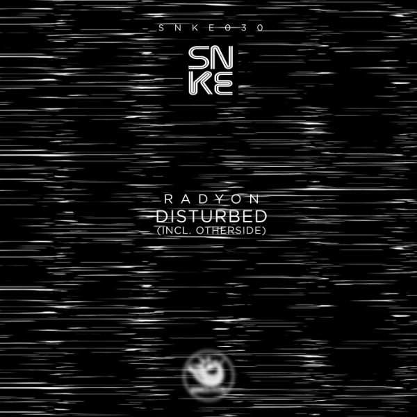 Radyon - Disturbed (Incl. Otherside) - SNKE030 Cover