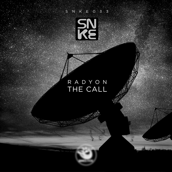 Radyon - The Call - SNKE033 Cover