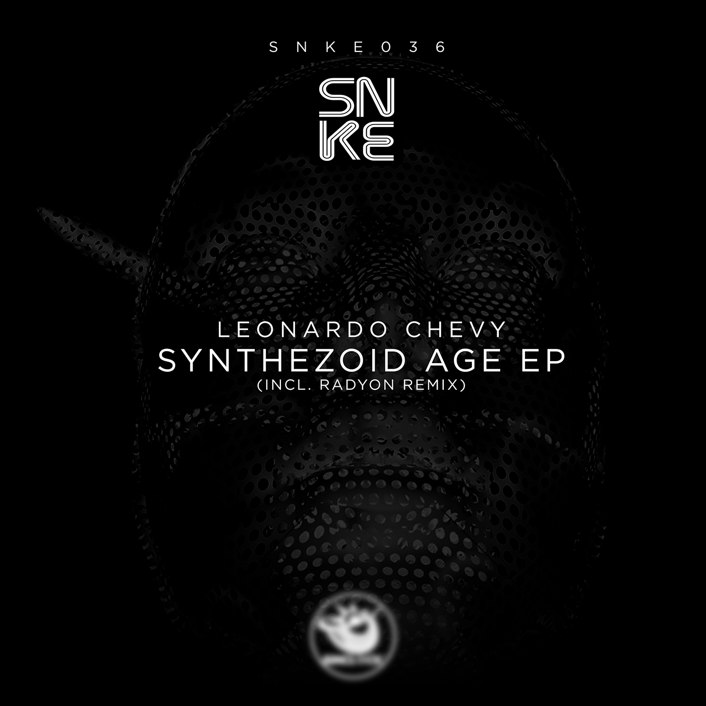Leonardo Chevy - Synthezoid Age Ep - SNKE036 Cover
