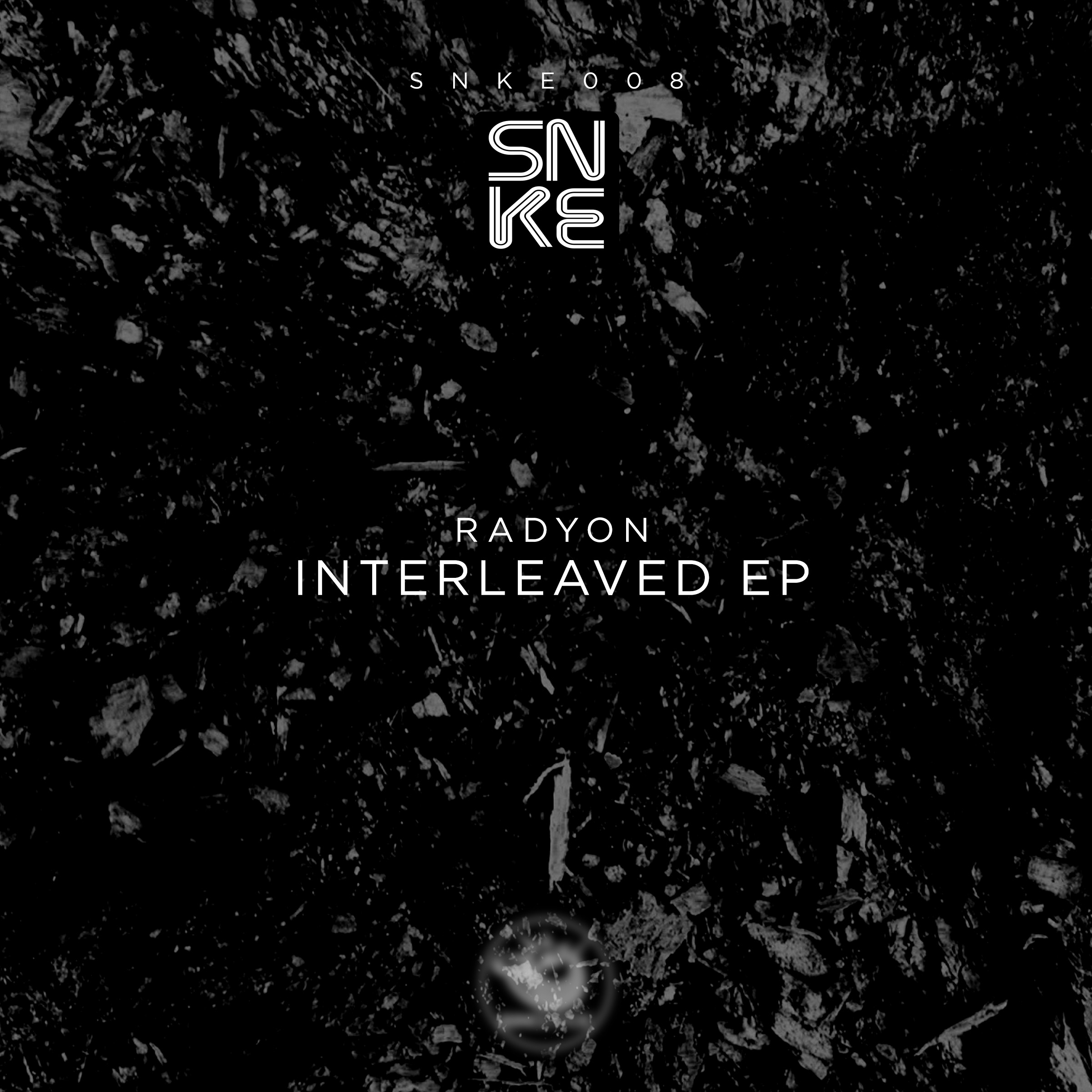 Radyon - Interleaved Ep - SNKE008 Cover